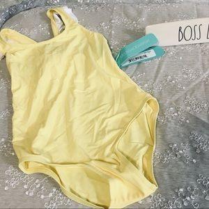 Melissa Odabash Baby Milly Yellow Kid Bathing Suit
